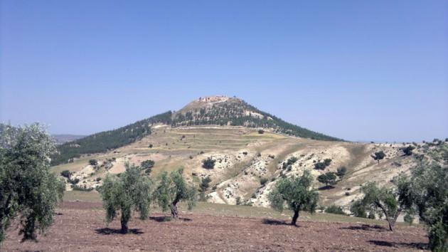 Polatlı ilçesine bağlı Ravandan ya da Türkiye Cumhuriyeti'nin uygun gördüğü yeni isimle Belenözü köyü sınırları içindeyiz.