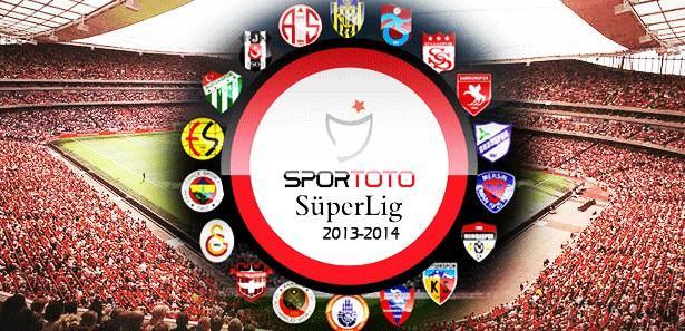 İşte Süper Lig'in 2013-2014 sezonu fikstürü