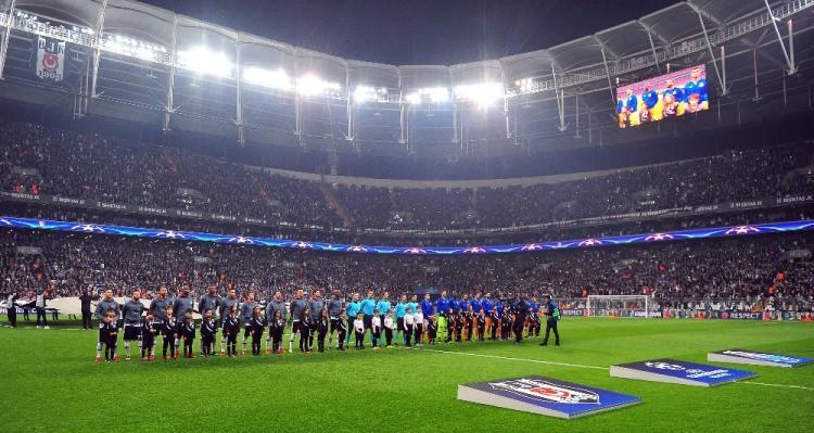 Tarihi maçı Erdoğan da izledi
