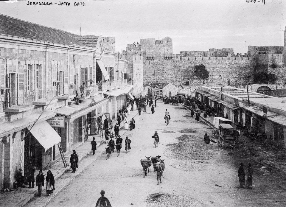 Kudüs'te Osmanlı günleri...