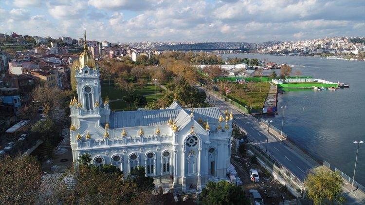 Demir Kilise bitti! Erdoğan açılışını yaptı