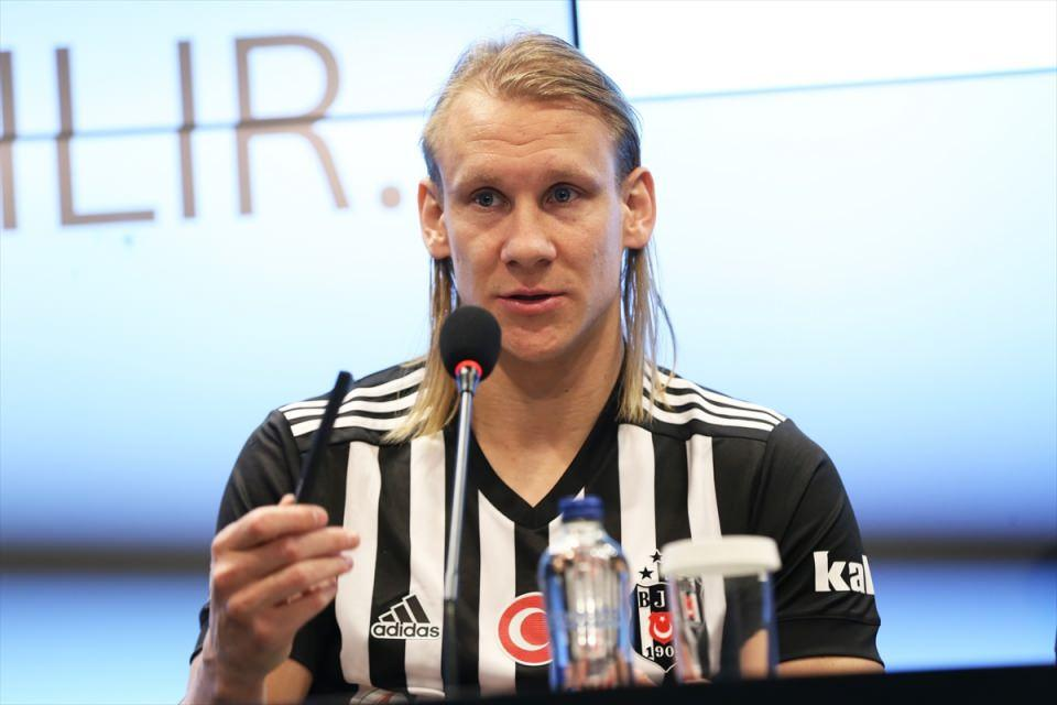 Domagoj Vida, resmen Beşiktaş'ta