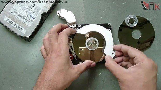 Eski bilgisayar parçalarıyla bakın ne yaptı