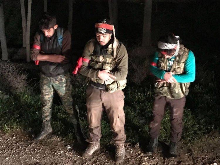 <p>08:37: Türk Silahlı Kuvvetleri'nin yürüttüğü Zeytin Dalı Harekatı kapsamında kuşatılan Afrin'e, Özgür Suriye Ordusu güçleri kentin güneydoğusundan girmeye başladı.</p>