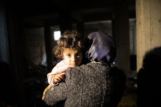 Teröristlerden kurtulan aileler Afrin'i anlattı