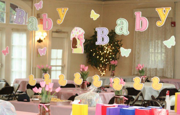 Baby Shower partisi nasıl düzenlenir?