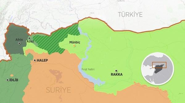 <p>Türkiye ve ABD'nin anlaşmasıyla ilk kez Pazartesi günü Menbiç çevresinde devriye gezen Türk Silahlı Kuvvetleri, bugün ikinci kez devriye geziyor. Anadolu Ajansı, gelişmeyi son dakika koduyla geçti.</p>  <p></p>