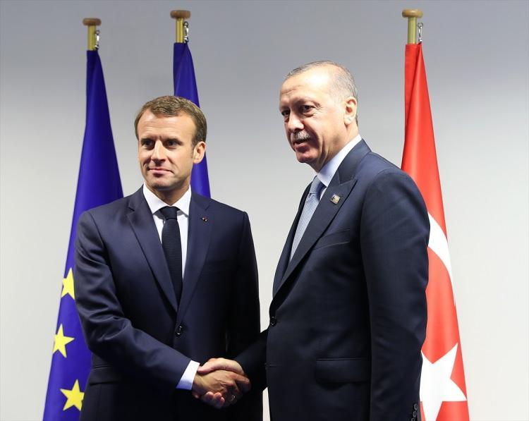 <p>Fransa Cumhurbaşkanı Emmanuel Macron</p>