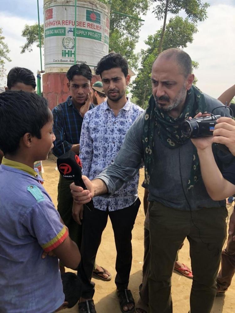 <p>Arakanlı Müslümanların, soykırımdan kaçtıktan sonra sığındıkları Cox's Bazar kamplarını Kanal7 ekibinden Turgut Bosut görüntüledi.</p>