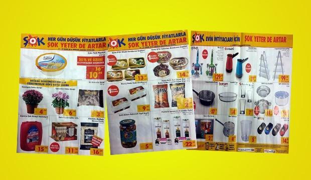 ŞOK 21-27 Kasım aktüel ürün kataloğu! İndirimli ve kampanyalı ürünler...