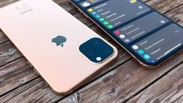 <p>Apple'ın yeni telefonu 'fena' geliyor... Satışa sunulmasına henüz aylar var; ancak nasıl görüneceği şimdiden belli oldu 'gibi'!</p>