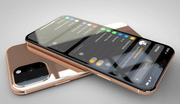 <p>Grafik tasarımcı Hasan Kaymak da bundan yola çıkarak iPhone 11'in muhtemel görüntüsünü tasarladı ve görenlerde şaşkınlık yarattı. (Ayrıntılı bilgi: hasankaymak.de/portfolio/apple-concept-phones/)</p>