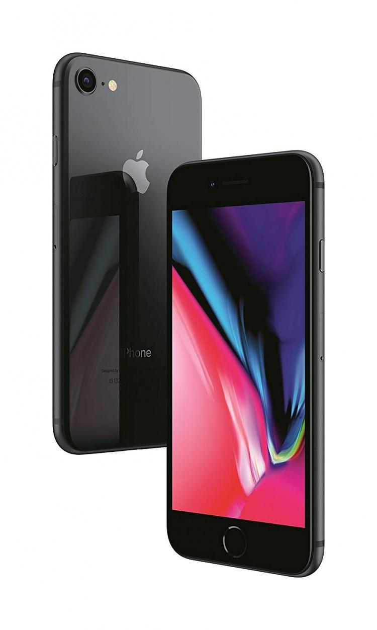 <p>iPhone 8, 1.32W radyasyon salınımı gerçekleştiriyor.</p>