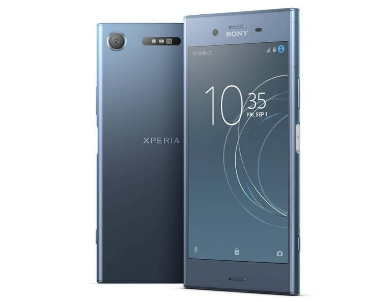 <p>Sony Xperia XZ1 Compact, 1.36W radyasyon salınımı gerçekleştiriyor.</p>