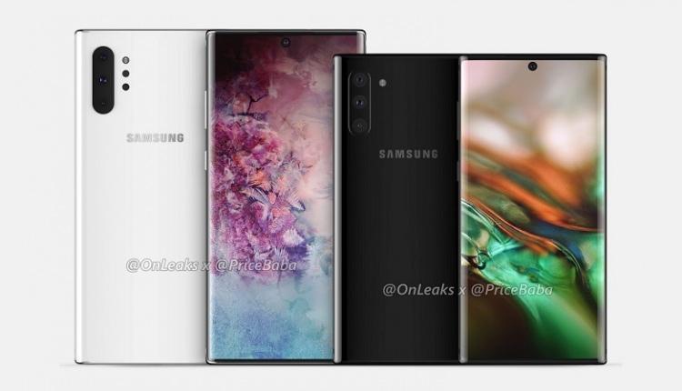 <p>Samsung, en yeni Phablet telefonu Galaxy Note 10 ve Note 10 Plus'ı Amerika'da düzenlediği Unpacked etkinliğinde tanıttı.</p>