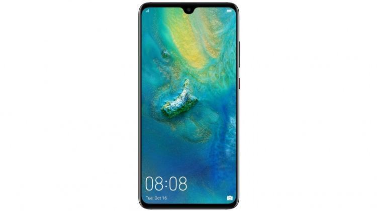 <p>– Huawei Mate 20</p>