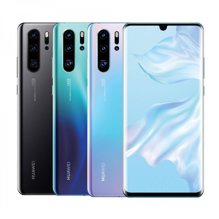 <p>– Huawei P30 Pro</p>