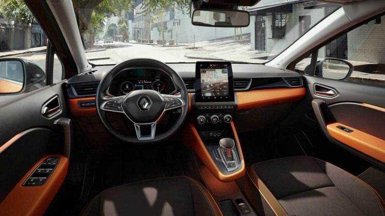 Yeni Renault Captur hibrit yüzde 85 yenilendi!