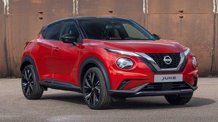 2020 Nissan Juke yeni tasarımına kavuştu: İşte tüm detaylar