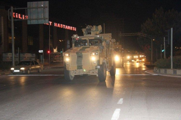 <div>Komandoların Membiç sınırındaki El Bab'da konuşlanacağı bildirildi.</div>  <div></div>