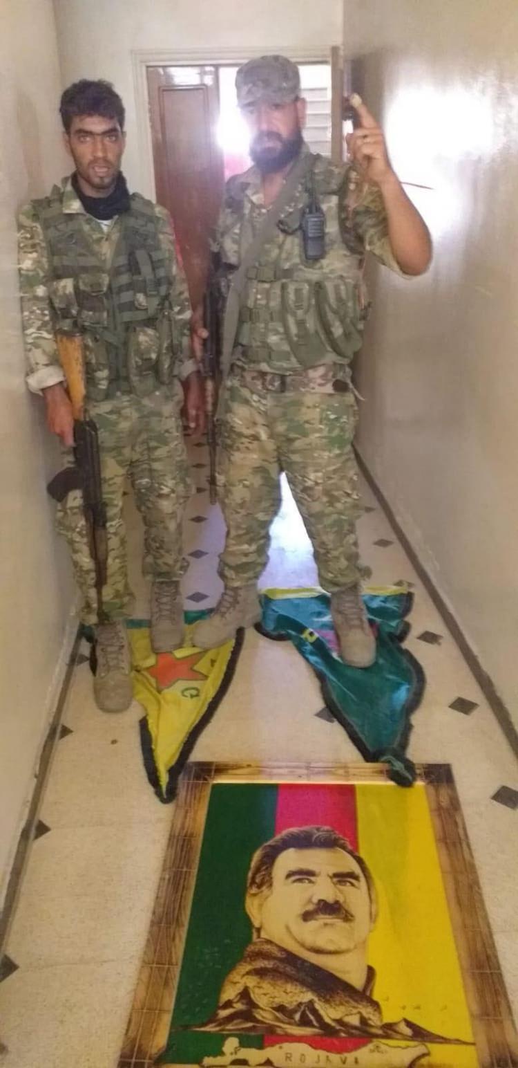 <p>Milli Savunma Bakanlığı, Barış Pınarı Harekatı kapsamında etkisiz hale getirilen toplam PKK/PYD-YPG'li terörist sayısının 415 olduğunu açıkladı.</p>