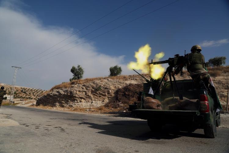 """<p>Talimat doğrultusunda Fırat'ın doğusuna geçip PKK'nın kökünü kazıyacağız"""" dedi. </p>"""