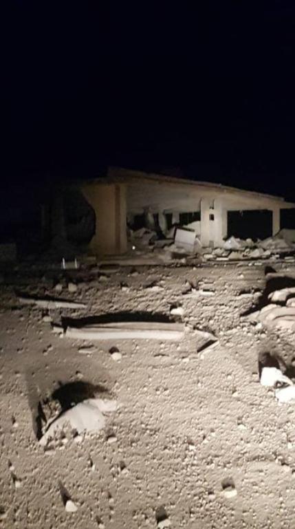 <p>Türkiye'nin Suriye'nin kuzeyinde başlattığı Barış Pınarı Harekâtı tüm hızıyla devam ediyor.</p>  <p>Türk Silahlı Kuvvetleri terör mevzilerini yerle bir etti. İşte bölgeden gelen kareler...</p>