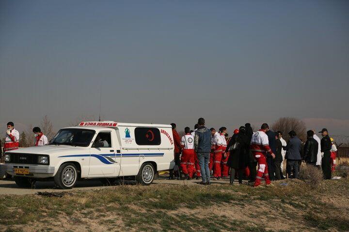 <p>Prystaiko, ölen Ukrayna vatandaşlarından 2'sinin yolcu, 9'unun ise mürettebattan olduğunu kaydetti.</p>