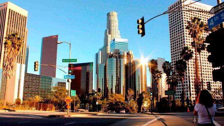 <p>Los Angeles</p>