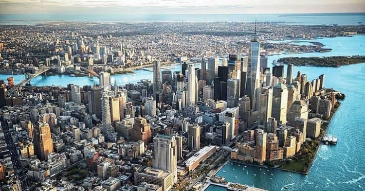 <p>New York</p>