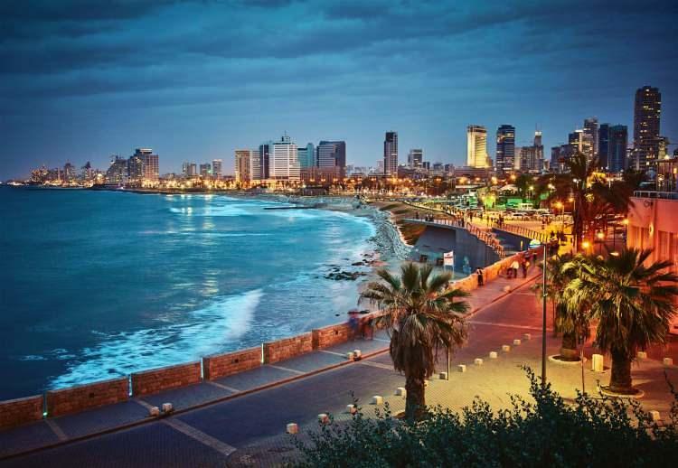 <p>Tel Aviv</p>