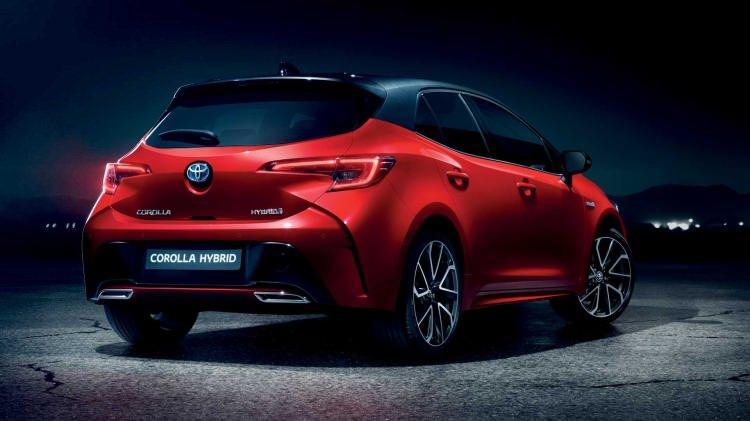 Yeni Toyota Corolla Hybrid HB dikkatleri çekmeyi başardı!