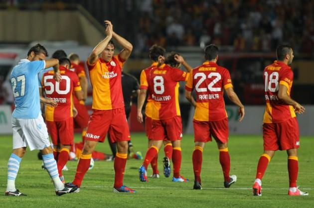Galatasaray İtalyan devini yıktı!