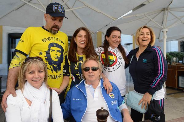 Ziegler'e Lizbon'da aile destedği