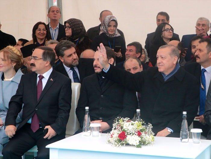 Cumhurbaşkanı Erdoğan Sakarya'da