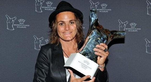 En iyi kadın futbolcu ödülü de Almanya'ya