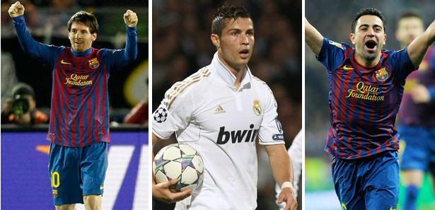 Altın Top'a aday 23 futbolcunun ismi belli oldu