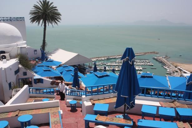 Türk heyeti Kartaca'nın izinde Tunus'taydı