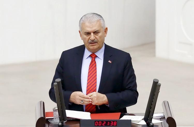 <p>Başbakan Binali Yıldırım, görüşmelerin başlangıcında bir konuşma yaptı.</p>