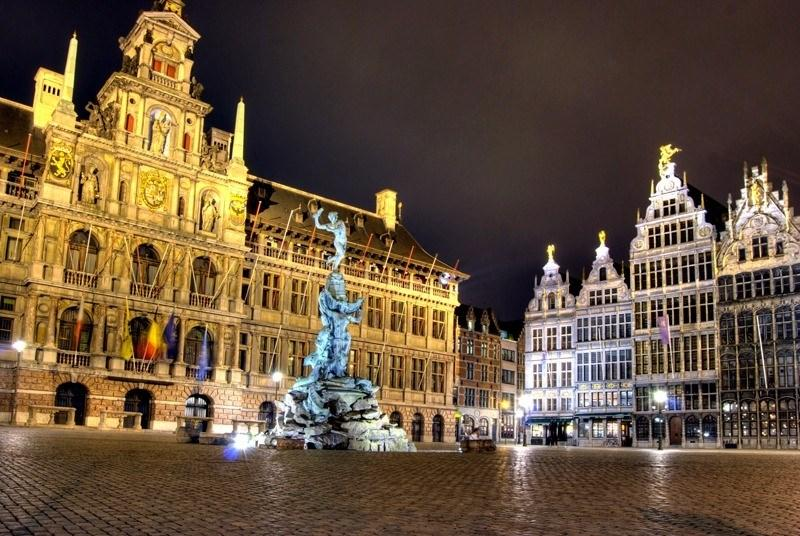<p>Belçika</p>  <p></p>