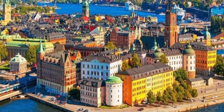 <p>İsveç</p>