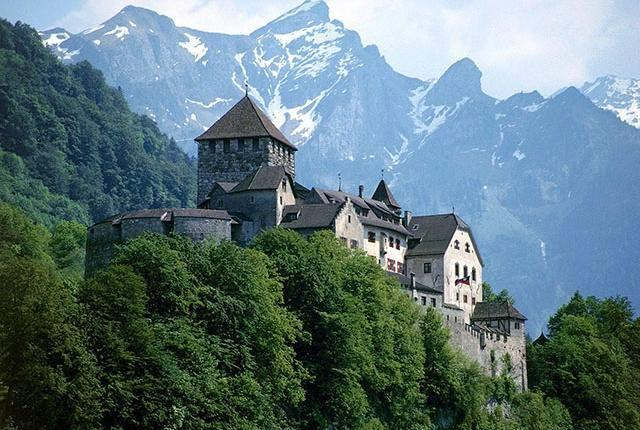 <p>Liechtenstein</p>