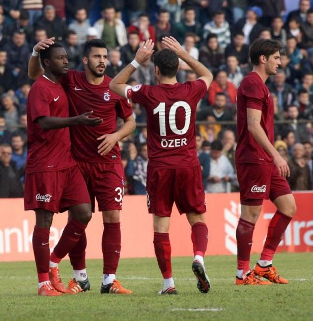 Nazilli Belediyespor - Trabzonspor