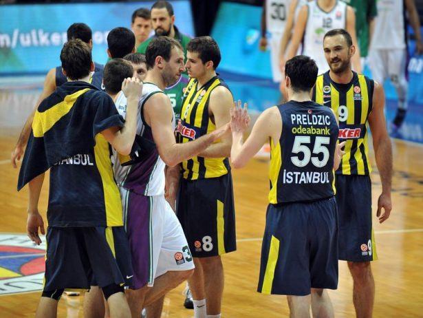 Fenerbahçe'den Avrupa'ya gözdağı!