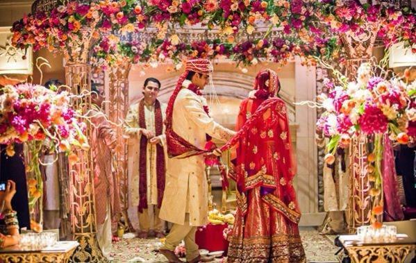 Hindistan düğünleri