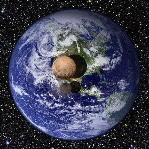 <p>NASA'nın yolladığüı uzay aracı Plüton'a ilk kez bu kadar yaklaştı ve ilk görüntü dünyaya ulaştı.</p>