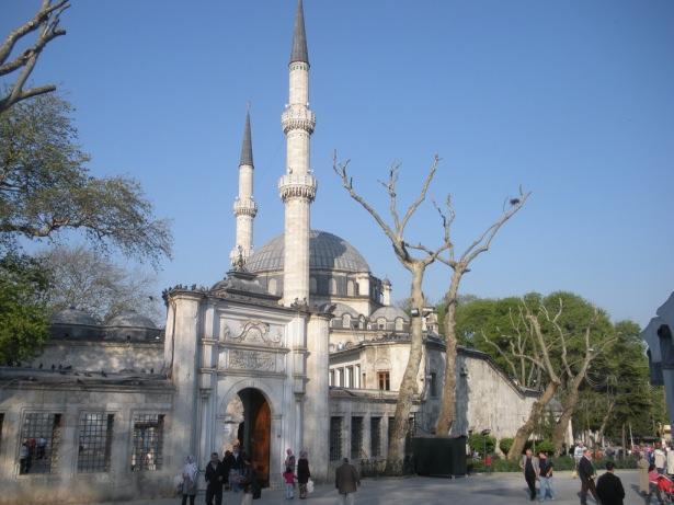 Ramazan'ın huzurunu yaşayabileceğiniz 6 cami
