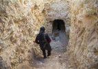 TSK Afrin'de ortaya çıkardı! Yerin 4 metre altında