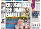 23 Mayıs 2018 gazete manşetleri