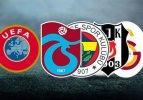 UEFA, son 10 yılın kulüp sıralamasını açıkladı